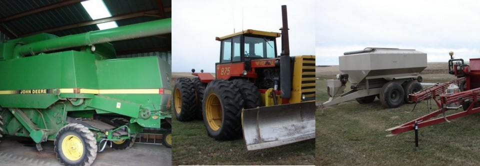 Farm & Machinery Auction (6.22.13)