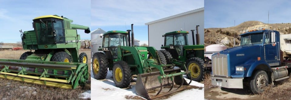 Iversen Farm Auction (4.12.14)
