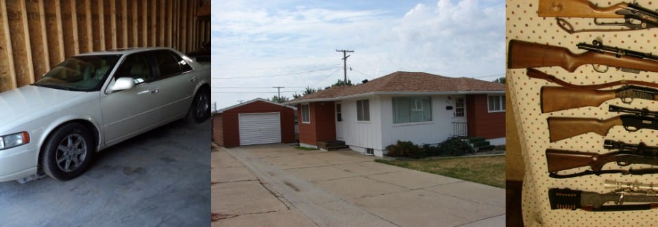 Real Estate, House & Household Auction (9.27.14)