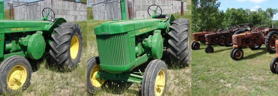Collectible Tractor Auction (9.28.14)