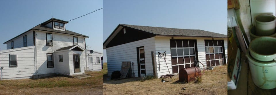 2-Day Auction:  Real Estate, House, Farm & Household Liquidation 10.18.14