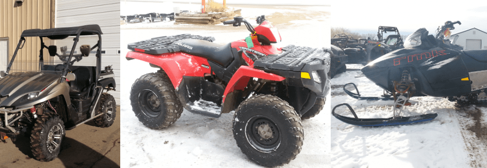 RMC Semi-Annual ATV and Motorcycle Inventory Reduction Auction (3.7.15)