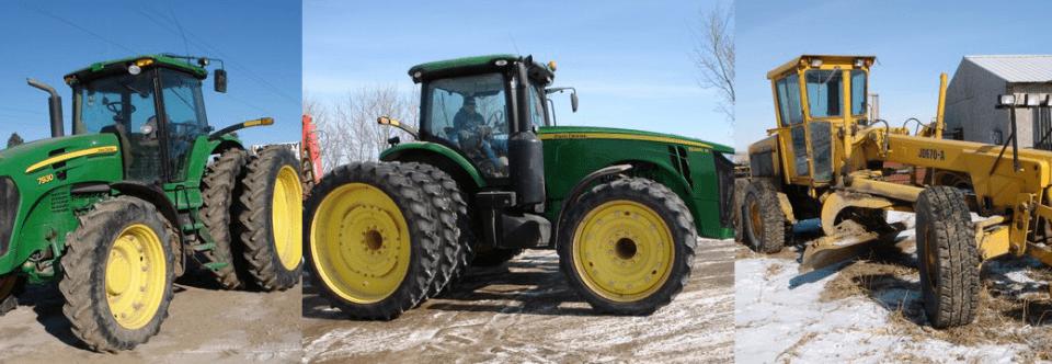 Large Farm Auction (4.18.15)
