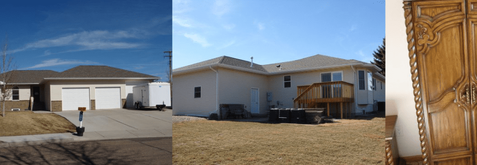 Real Estate, House, & Household Auction (4.25.15)