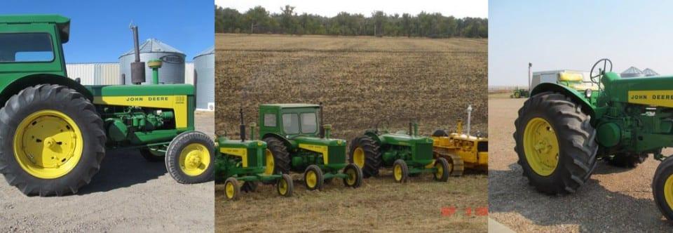 Estate, Antique Tractors & Stationary Engine Auction (7.18.15)