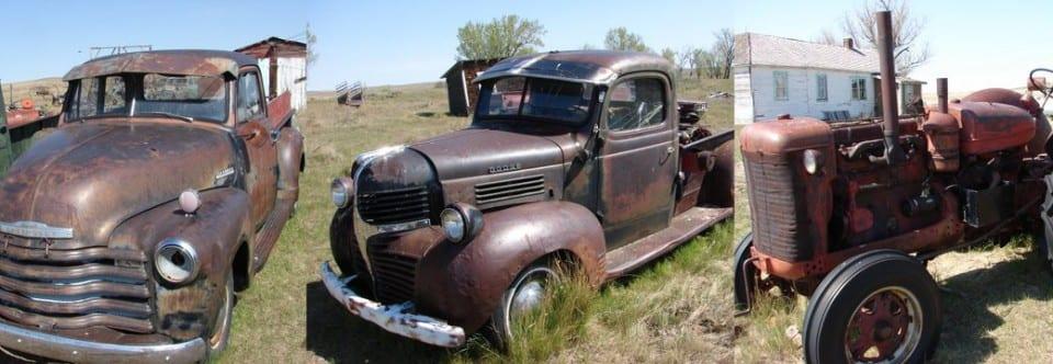 Estate, Antique Collectibles Vehicles & Tractors Auction (8.1.15)