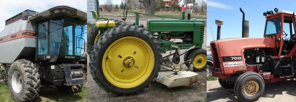 Farm Auction (7.25.15)