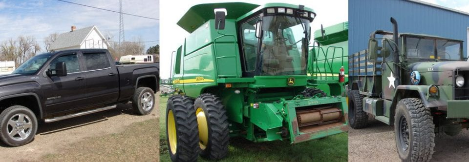 Machinery & ATV Auction (6.11.16)