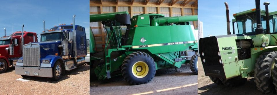 Farm Machinery Reduction Auction (7.20.16)
