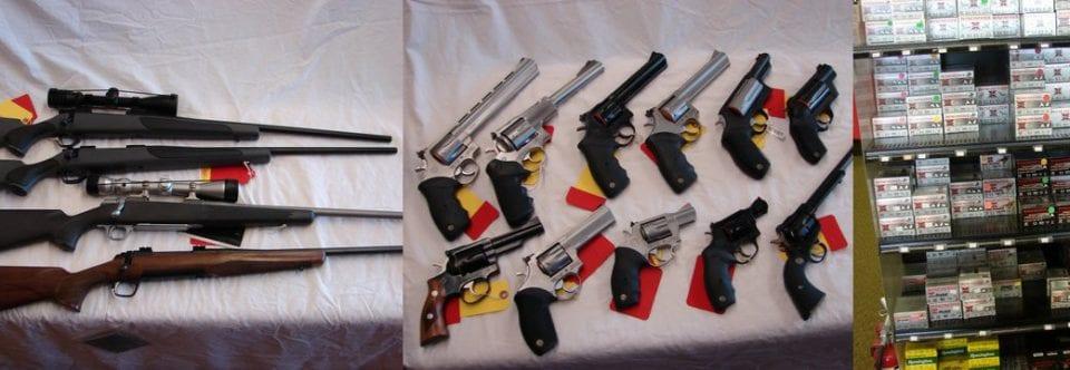 Bill Beck's Sporting Goods Estate Auction – Guns & Ammo (9.24.16)