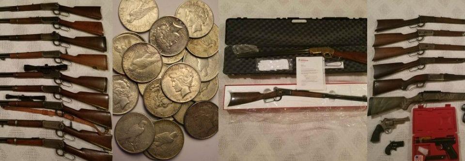 Gun & Coin Auction (10.28.17)